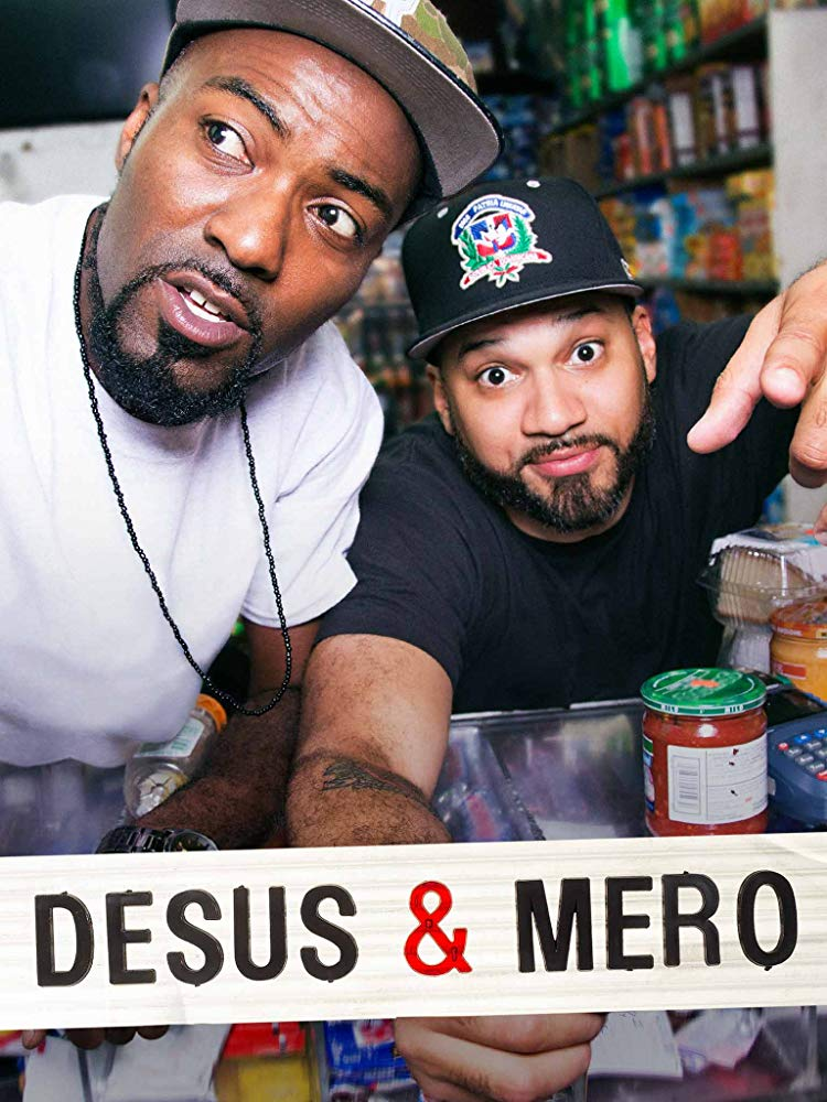 Desus & Mero - Season 2 Episode 13 - STAY AT HOME DAD JOKES