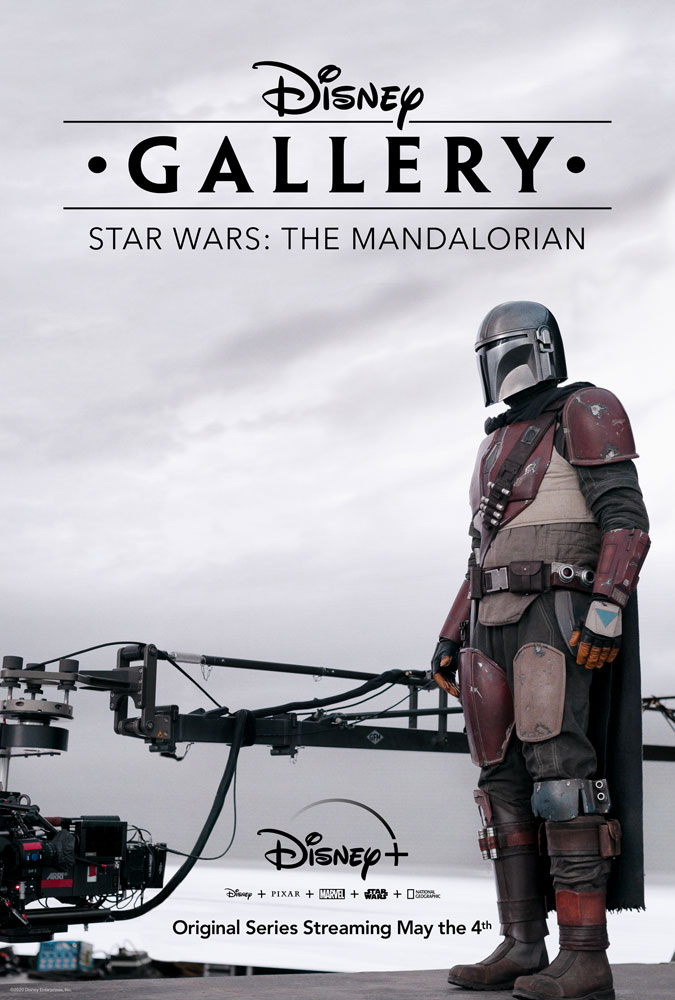 Disney Gallery: The Mandalorian - Season 1 Episode 8 - Connections