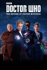 """Doctor Who"" The Return of Doctor Mysterio"