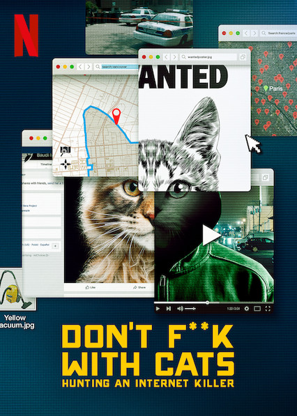 Don't F**k with Cats: Hunting an Internet Killer - Season 1