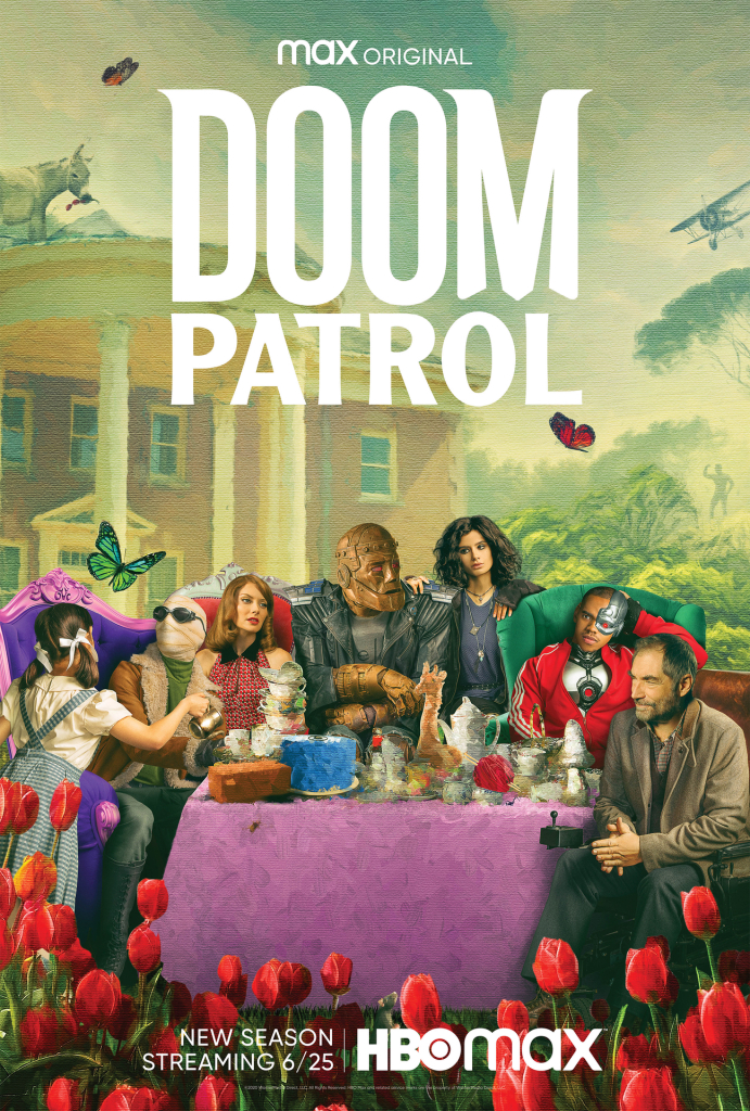 Doom Patrol - Season 2 Episode 6 - Space Patrol