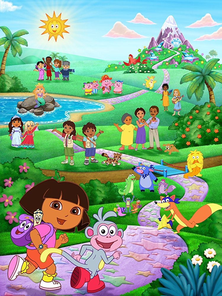Watch Dora the Explorer - Season 3 Episode 14 english subbed
