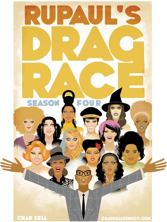 Drag Race - Season 6