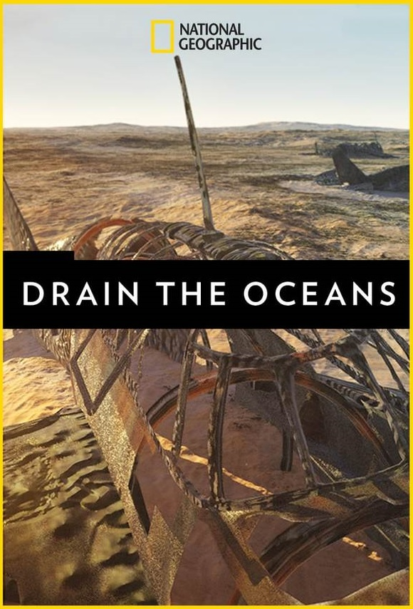 Drain the Oceans - Season 3 Episode 5 - Pirate Ships of the Caribbean