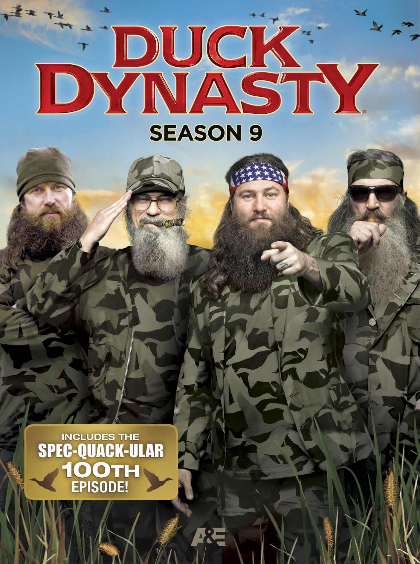 Duck Dynasty - Season 9
