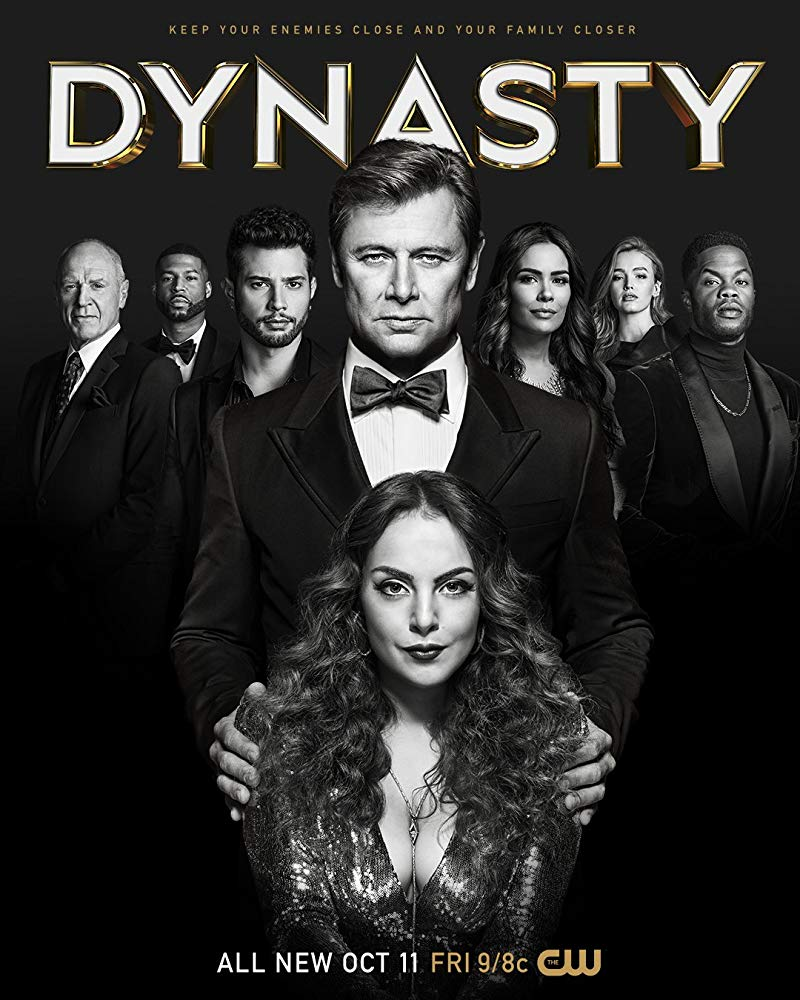 Dynasty - Season 3 Episode 13 - You See Most Things in Terms of Black & White