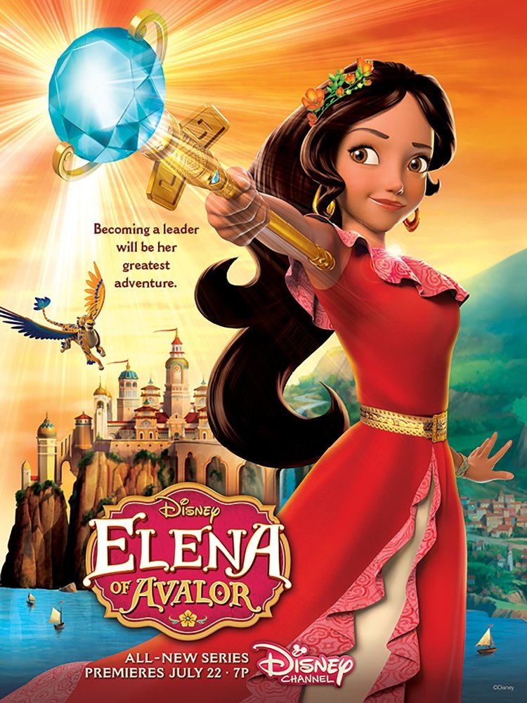 Elena of Avalor - Season 02 Episode 21 - Movin' On Up