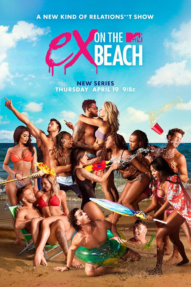 Ex on the Beach (US) - Season 3
