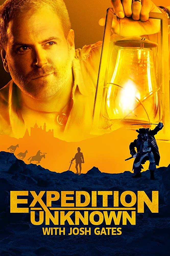 Expedition Unknown - Season 9 Episode 105 - Josh Gates Tonight- Sherlock Josh