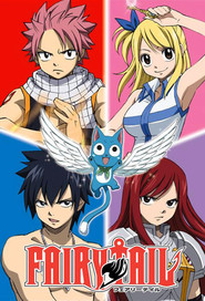 Fairy Tail Season 1 (English Audio)