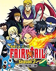 Fairy Tail Season 2 (English Audio)