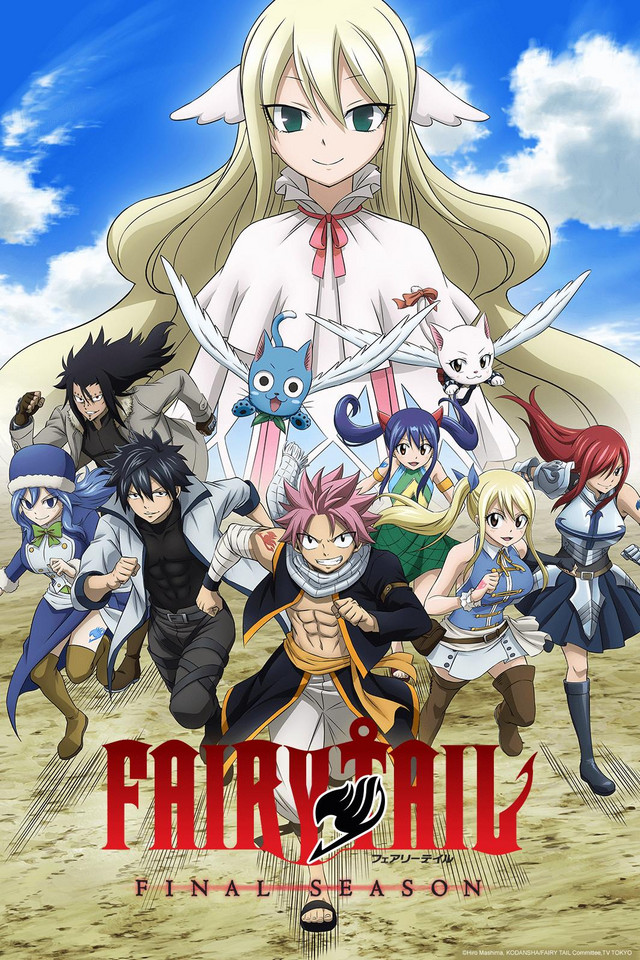 Fairy Tail - Season 8 Episode 50 - Hearts Connected