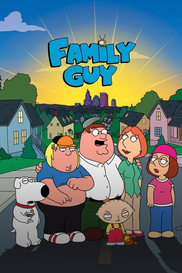 Family Guy Season 19 Episode 7 - Wild Wild West