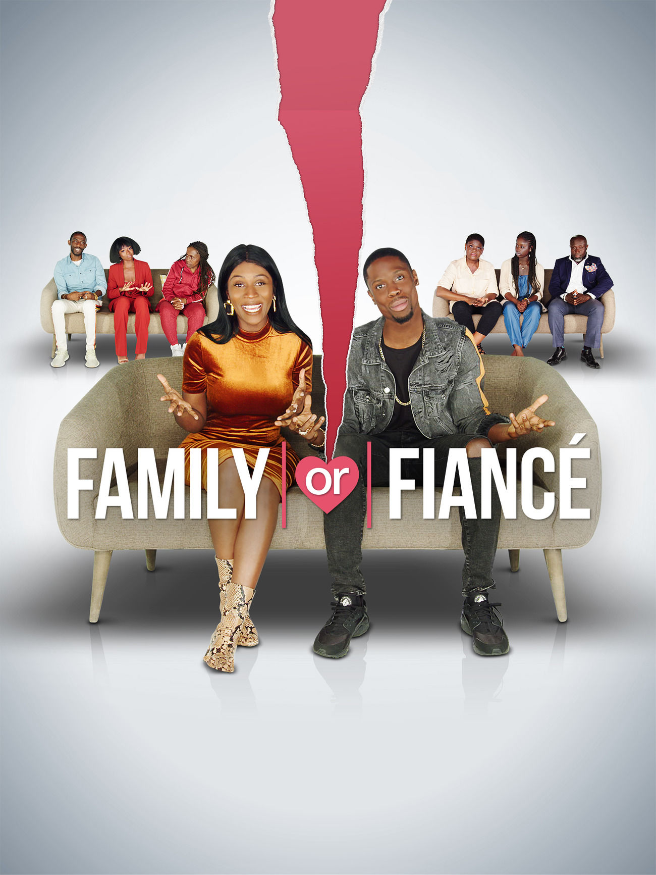 Family or Fiancé - Season 3