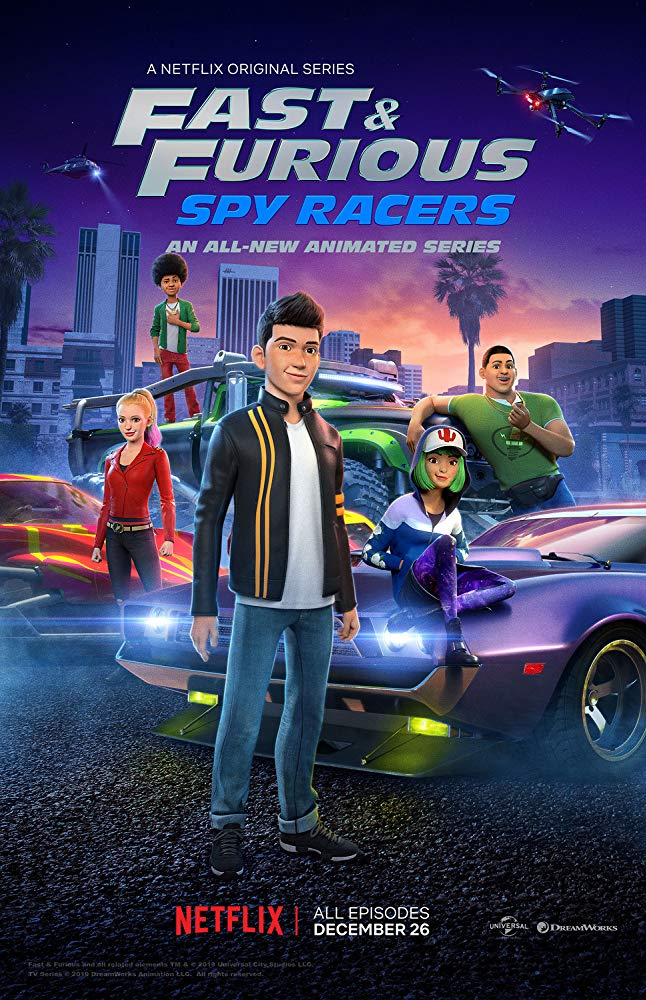Fast & Furious: Spy Racers - Season 1