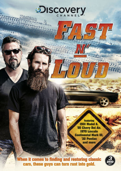 Fast N' Loud - Season 13 Episode 9 - Flippin' The Bird