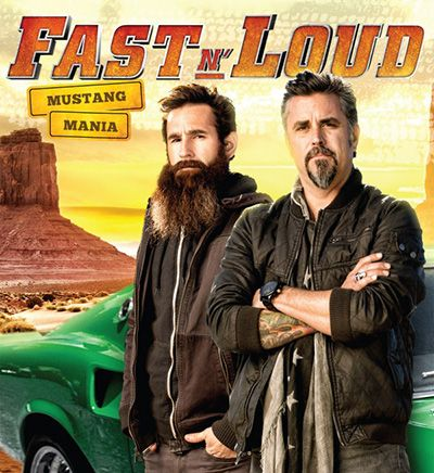 Fast N' Loud - Season 15 Episode 10 - Fire-Breathing Chevy Coupe