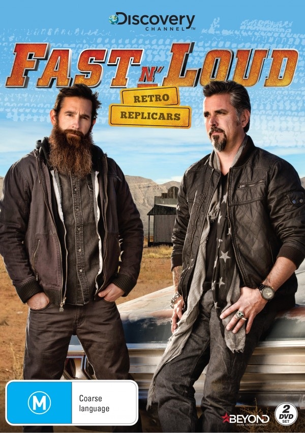 Fast N' Loud - Season 16 Episode 10 - Fanning The Favorites