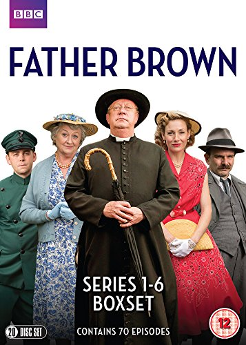 Father Brown - Season 8 Episode 10 - The Tower of Lost Souls