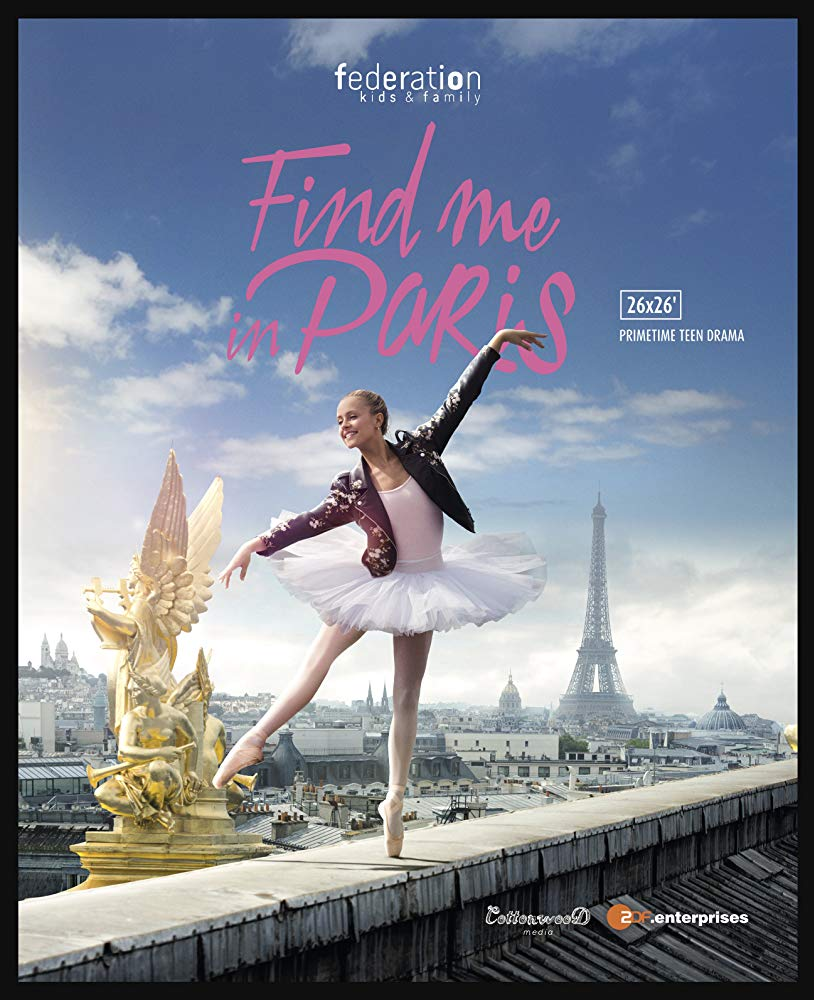 Find Me in Paris - Season 1 Episode 5- Rendez Vour In Paris