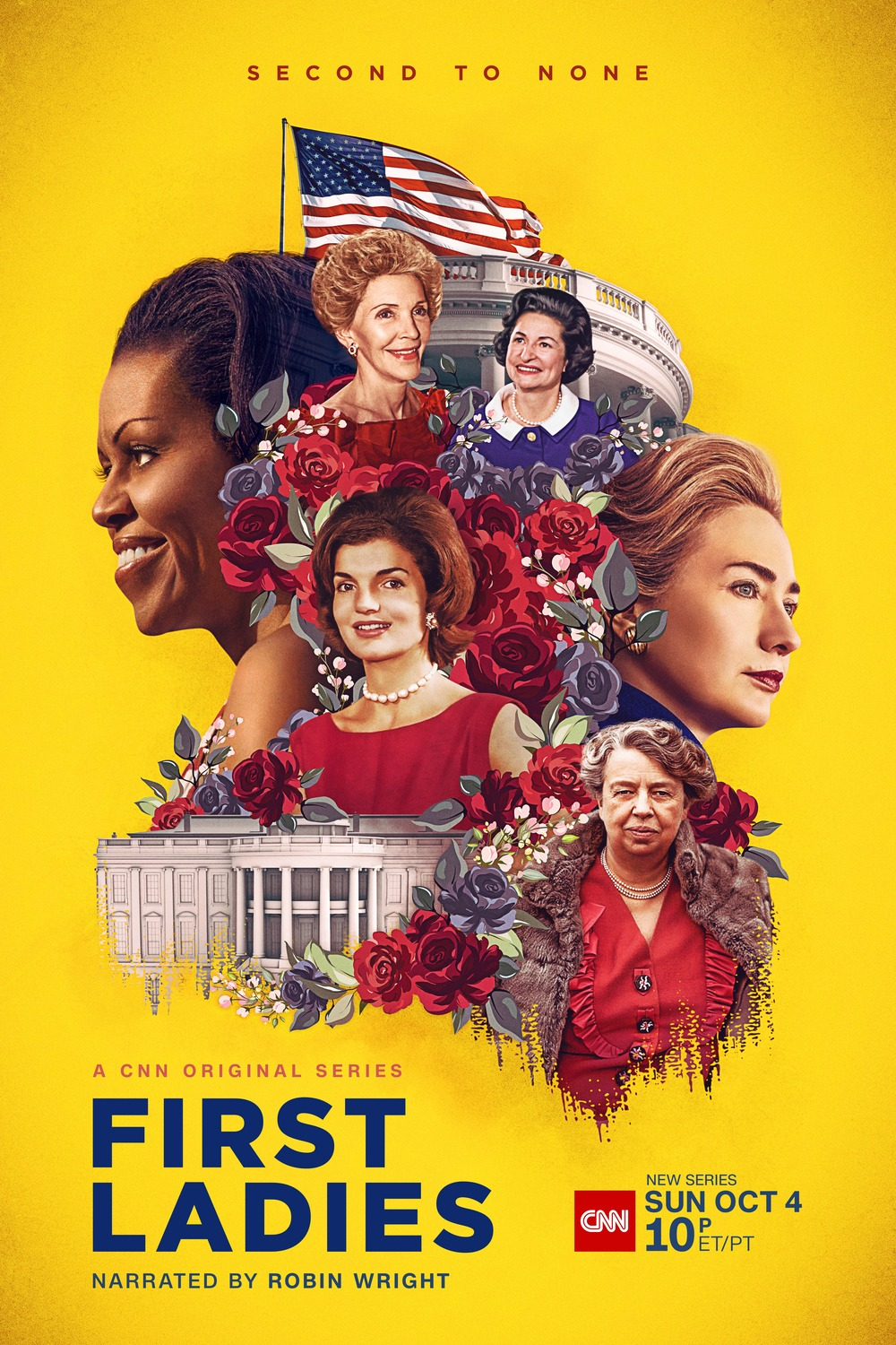 First Ladies - Season 1 Episode 3 - Nancy Reagan