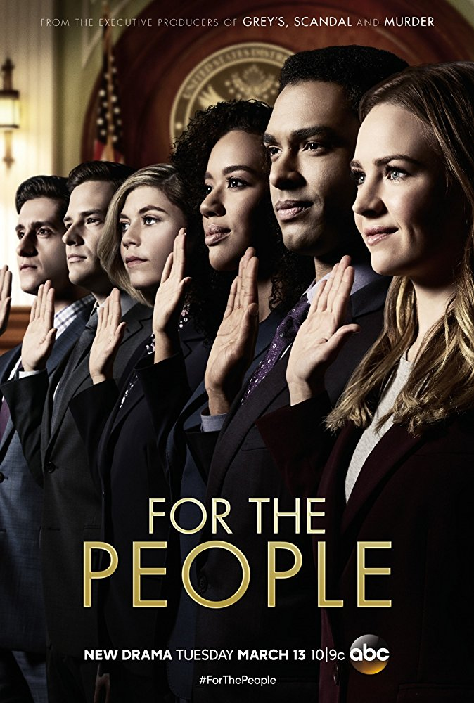 For the People - Season 2 Episode 7 - The Boxer