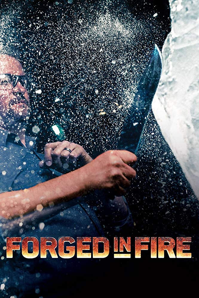 Forged in Fire - Season 6 Episode 21 - Astronaut Knife