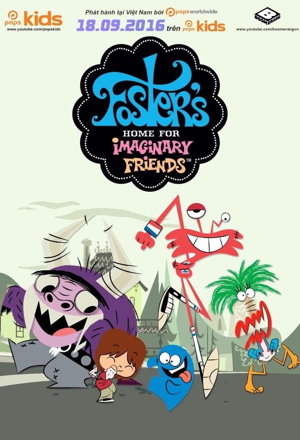 Foster's Home for Imaginary Friends - Season 5