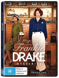 Frankie Drake Mysteries - Season 2 Episode 9 - Now You See Her