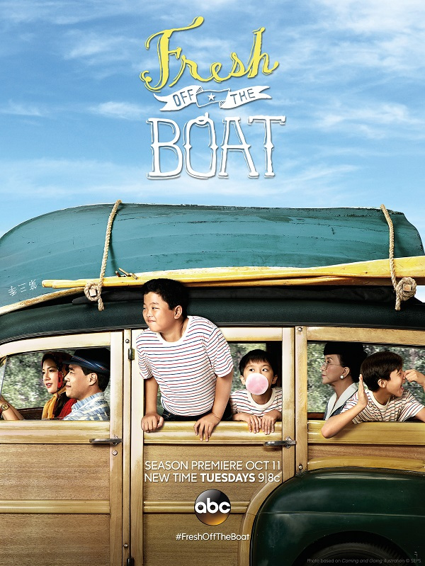 Fresh Off the Boat - Season 3
