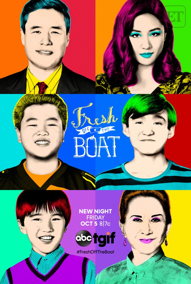 Fresh Off the Boat - Season 5 Episode 6 - Sub Standard