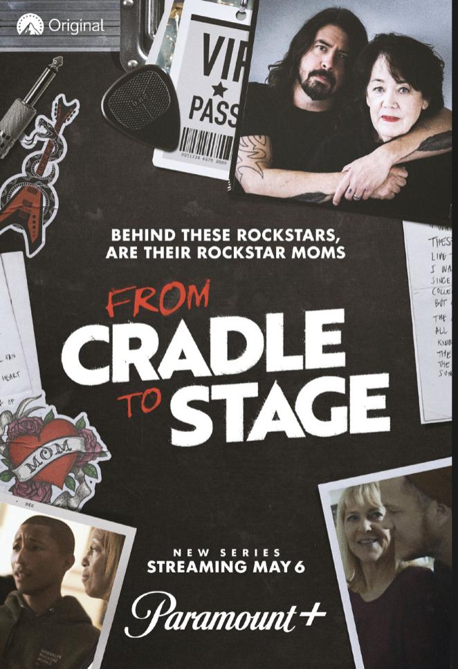 From Cradle to Stage  - Season 1 Episode 6 - Geddy Lee (of Rush) and Mary Weinrib
