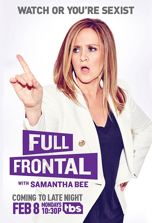 Full Frontal with Samantha Bee - Season 4