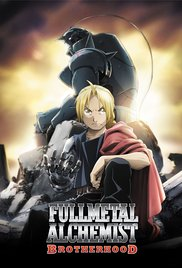 Fullmetal Alchemist: Brotherhood (English Audio)