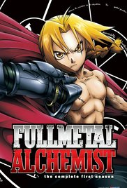 Fullmetal Alchemist (English Audio)