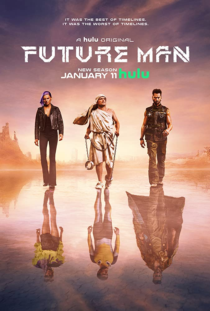 Future Man - Season 3 Episode 8 - Return of the Present