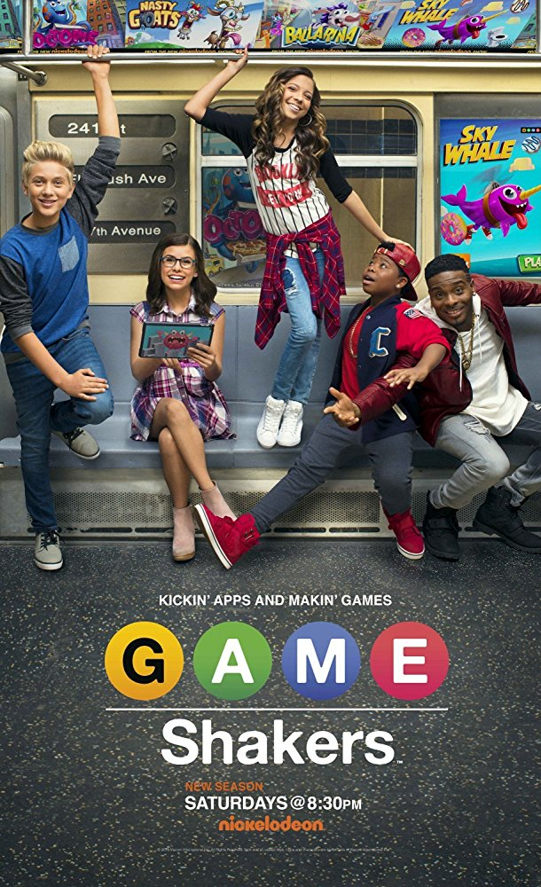 Game Shakers - Season 3 Episode 9 - Hot Bananas