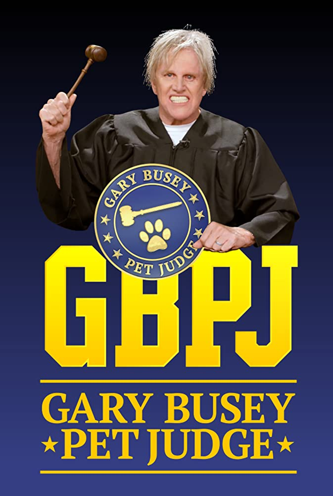 Gary Busey, Pet Judge - Season 1