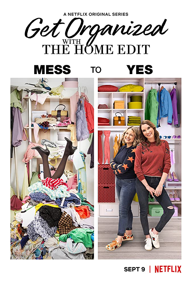 Get Organized with The Home Edit - Season 1 Episode 8 - Kane Brown and Two Siblings' Shared Bedroom