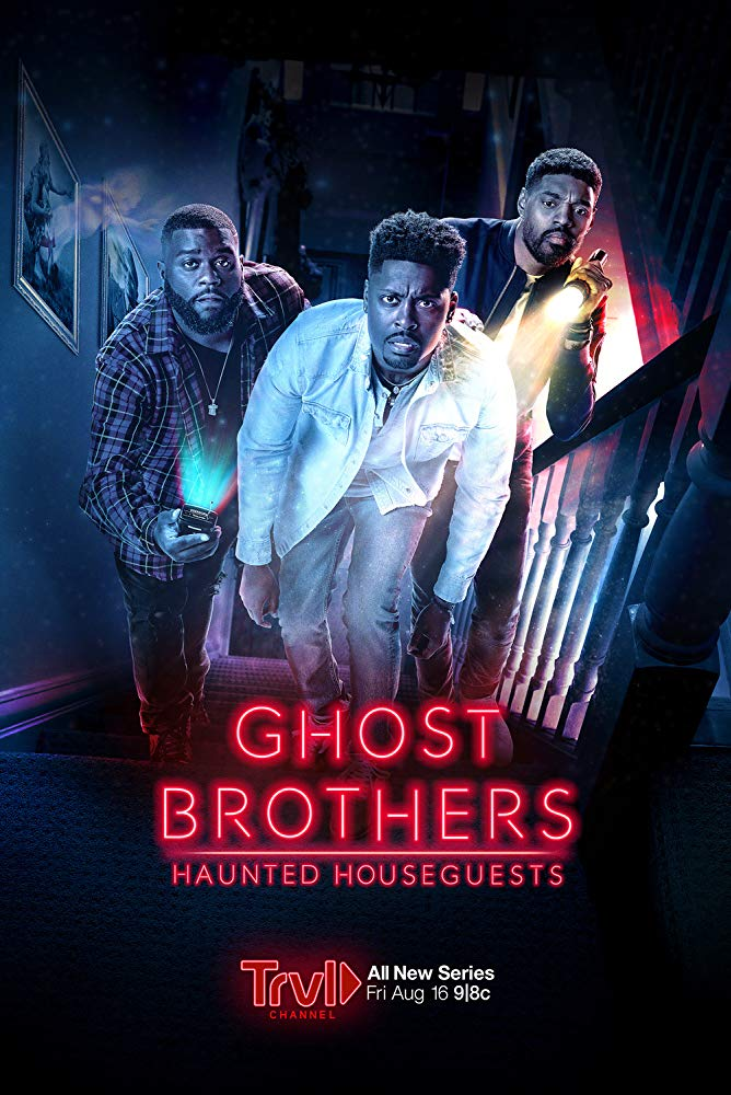 Ghost Brothers: Haunted Houseguests - Season 1
