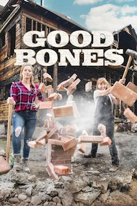 Good Bones - Season 4 Episode 2 - New House, Old Spirit