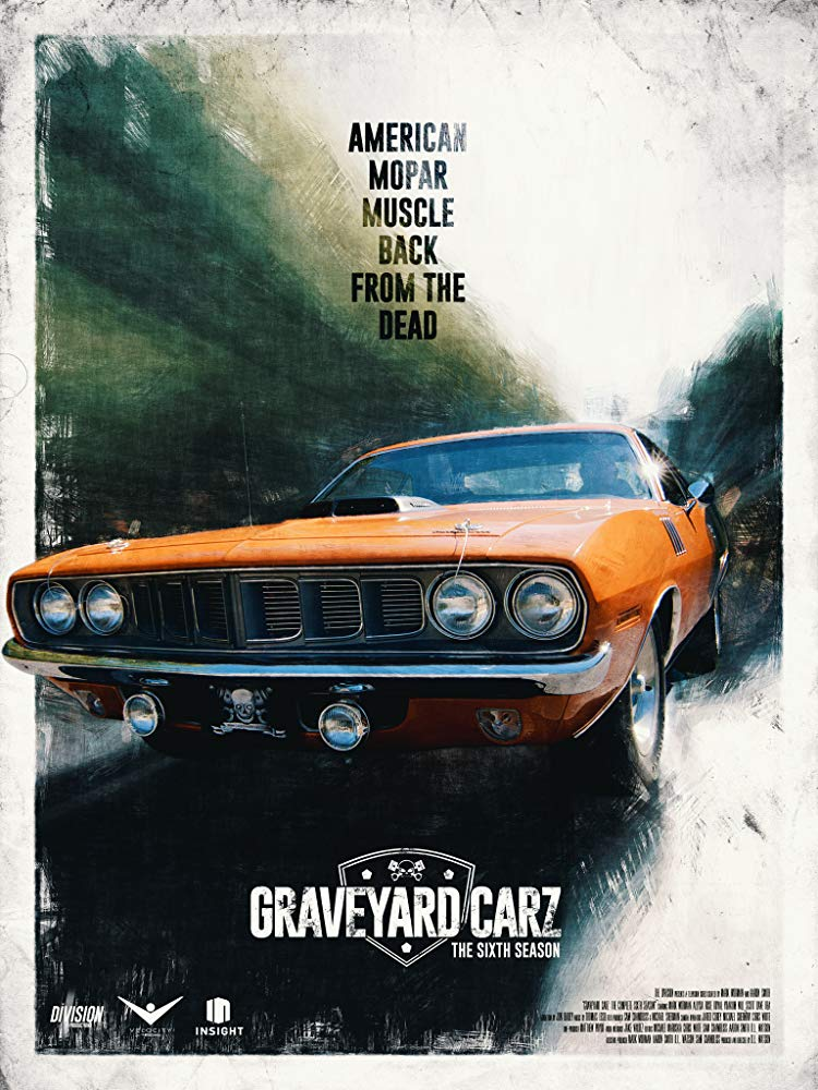 Graveyard Carz - Season 12 Episode 11 - No Country For Old Chargers
