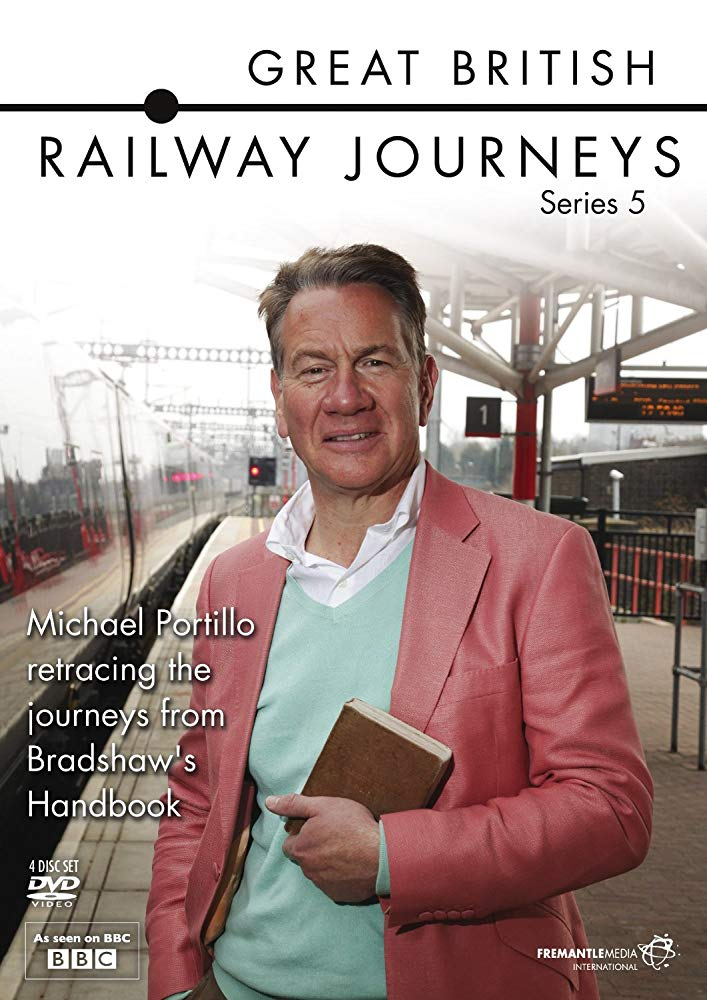 Great British Railway Journeys - Season 8 Episode 11