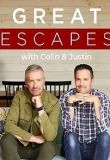 Great Escapes with Colin and Justin - Season 1 Episode 1 - Dominant Building Material