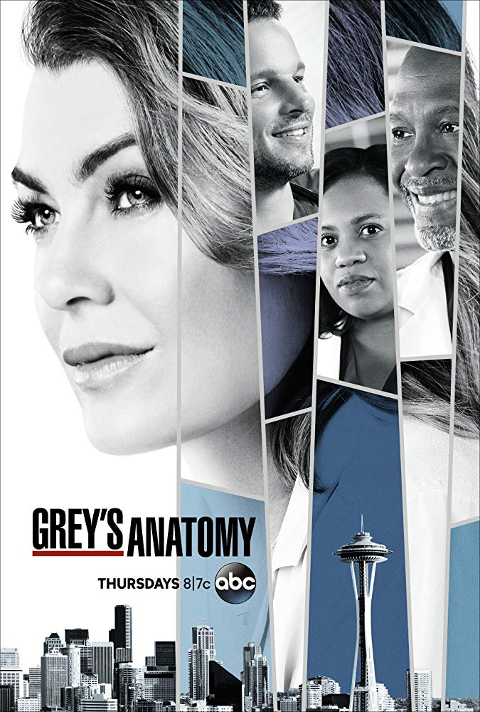 Grey's Anatomy - Season 15 Episode 8 - Blowin' in the Wind
