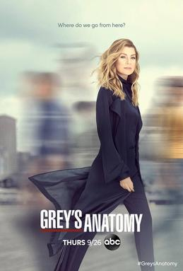 Grey's Anatomy - Season 16 pisode 21 - Put On a Happy Face