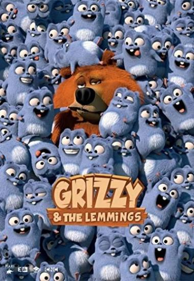 Grizzy and the Lemmings - Season 2 Episode 78
