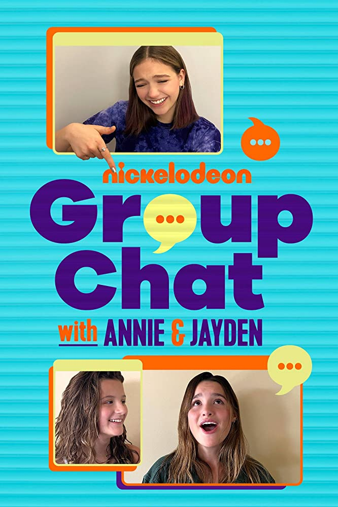 Group Chat with Annie and Jayden - Season 1  Episode 2 - Slime Into Your DMs
