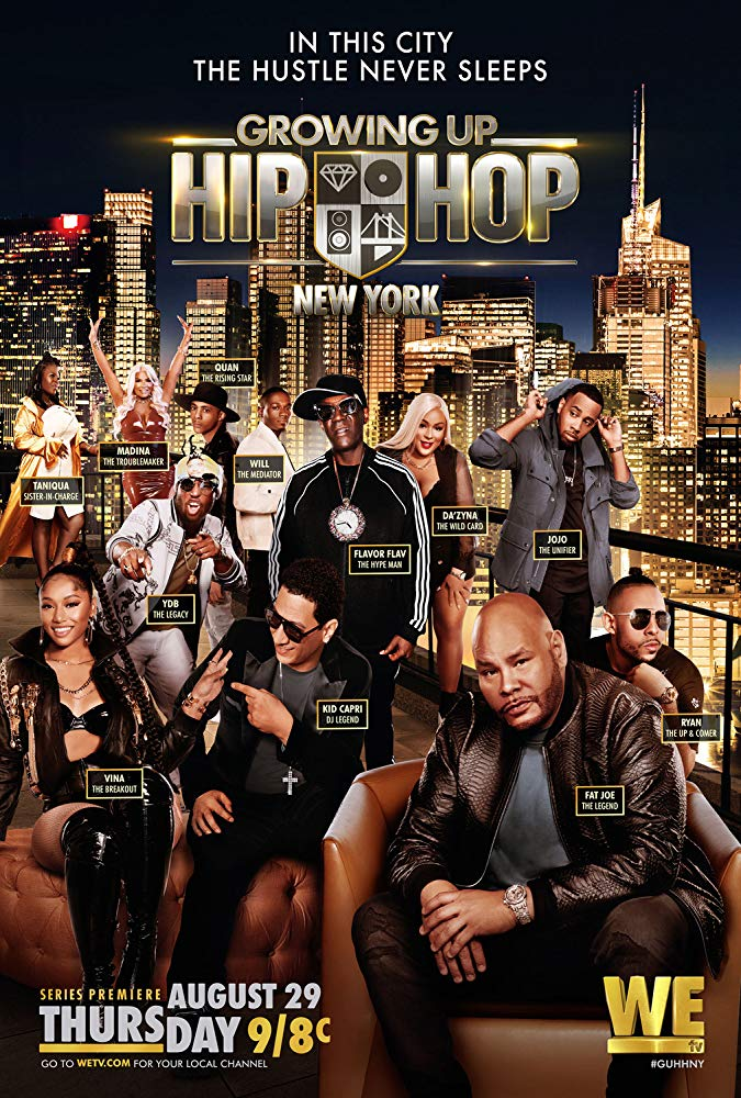 Growing Up Hip Hop: New York - Season 1