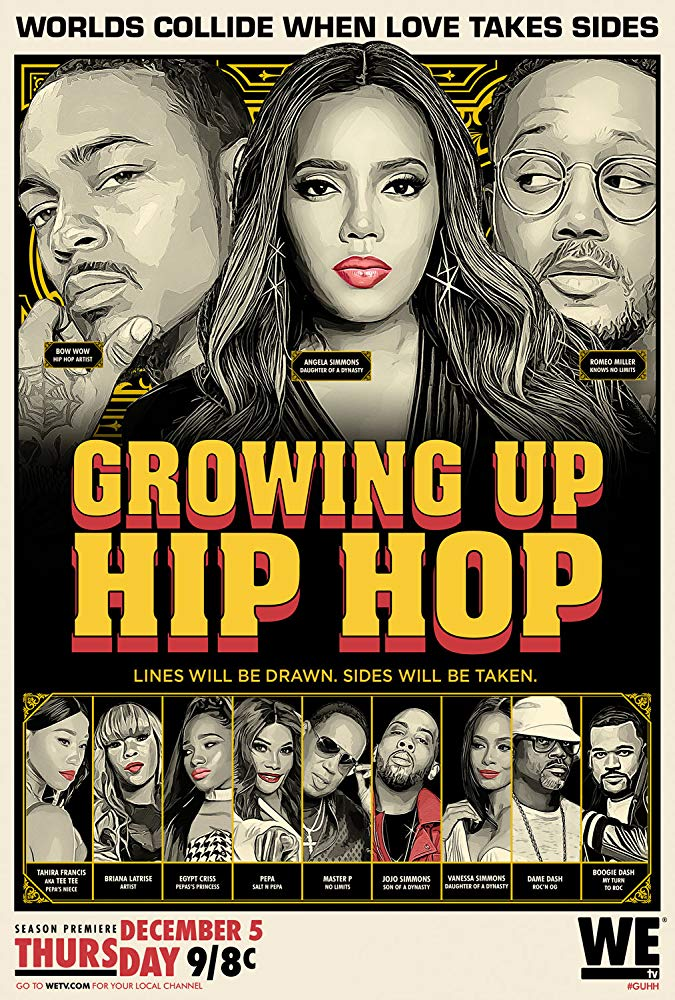Growing up Hip Hop - Season 6
